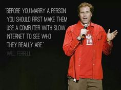 Lol before you marry someone...