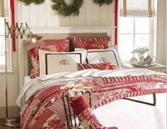 chambre à coucher rustique et élégante