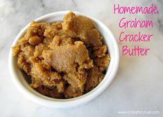 granola graham cracker butter