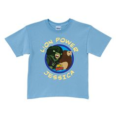 Wild Kratts shirt for party