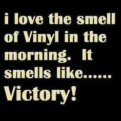 Vinyl record music quote