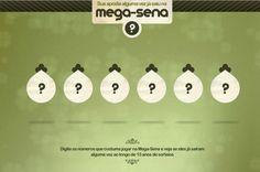 Veja se sua aposta já saiu alguma vez na história da Mega-Sena