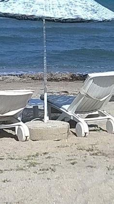 Güneş ve deniz keyfi