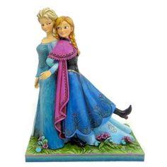 PRE-ORDER: 'Sisters Forever' - Anna & Elsa figurine (Jim Shore) I WANT!!!!!!