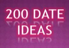 200 date ideas