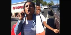 VIDEO: Racist Woman Completely Loses It After Her Own Child Accidentally…