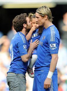 Juan Mata, Nora y Fernando Torres (Fecha 38 - Premier League)