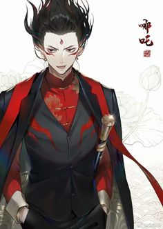 NeZha Chinese Animation #art #movie #Nezha #Chinese #dailylove #fantasy #2019film #animation You may also click to read more Chinese fantasy stories on #FlyingLines Character Inspiration, Character Art, Character Design, Magic Anime, Animation, Hot Anime Guys, Cute Games, Anime Artwork, Boy Art