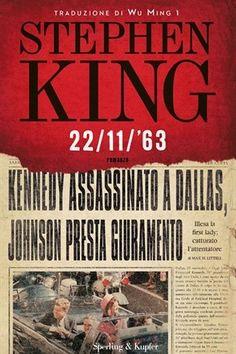 Stephen King- 22/11/63