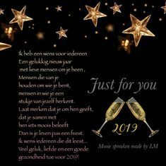 Nieuwjaar 2019 Happy New Year Quotes, Happy New Year Wishes, Quotes About New Year, Happy New Year 2019, Merry Christmas And Happy New Year, New Years Eve, Holidays And Events, Birthday Invitations, Quote Of The Day