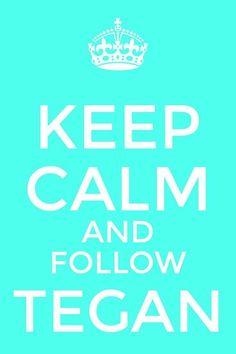 Follow me:-) :-)
