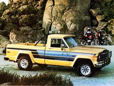 1976–1983 Jeep Honcho  - PopularMechanics.com