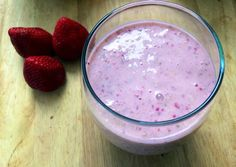 Strawberry And Granola Smoothie Recipe -  Very Delicious. You must try this recipe!
