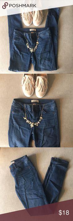 Blue Spice jeans LIKE NEW‼️ worn twice, Blue Spice skinny jeans size 3 (juniors). blue spice Jeans Skinny