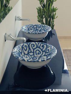 Ceramica Flaminia, Lavabi/Basins - BOLL - Paola Navone, 2011 - #CeramicaFlaminia #Design #Ceramic