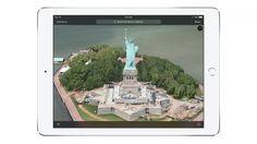 Mais uma actualização no Mapas da Apple [Maps], foram adicionadas 20 novas cidades ao suporte 3D do Flyover. Segue a lista: