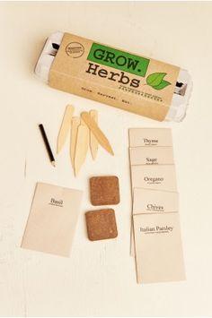 Grow Herbs Garden - Earthbound Trading Co.