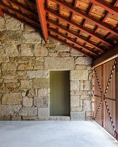 Nuno Graça Moura · Rural House Refurbishment