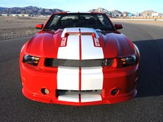 2013 Shelby GT350 -- I could so drive this... but my Roush might be jealous!