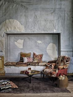 Jo gillar Anna Mårselius - desiretoinspire.net. how about those walls?
