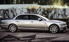 "The ""old"" Jaguar XJ 2009"