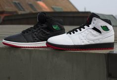 "Air Jordan 1 Retro '97 ""He Got Game"" + ""Playoffs"" – Release Reminder 