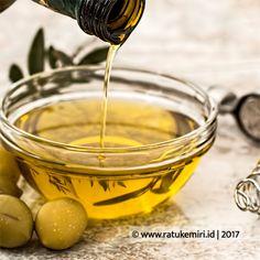 Tutorial merawat rambut rontok dengan minyak zaitun