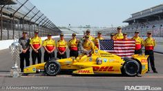 Congratulations again to @RyanHunterReay and his awesome @FollowAndretti crew. @Louis Lee pic.twitter.com/PSWTiLXGnL