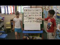 Nice way to teach children phonics, even at a very young age.