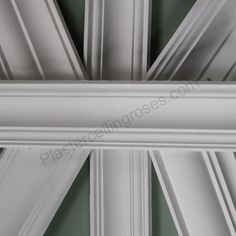 Classic Plain Plaster Cornice and Coving Sample Pack