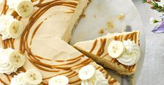 Banoffee cheesecake | Recipe