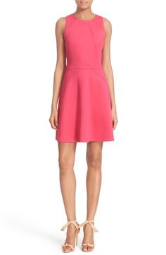 Ted Baker London 'Mitton' Sleeveless Fit & Flare Dress