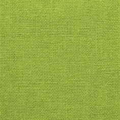 Burlap.  My favorite fabric.  Green.  My favorite color. But what to do with it???