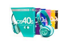 CS40s Chromatones by Connary Fagen, via Behance