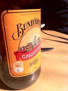 Love ginger beer