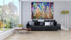 Buy Infinite Dimensions 1, Acrylic painting by Nestor Toro on Artfinder. Discover thousands of other original paintings, prints, sculptures and photography from independent artists.