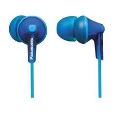 Panasonic RPHJE125 | Blue In Ear Headphones