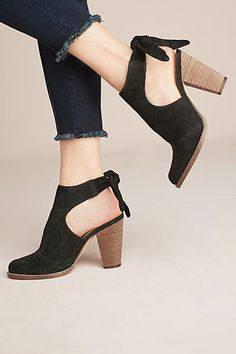 Splendid Danae Bow Booties #ad #AnthroFave #AnthroRegistry Anthropologie