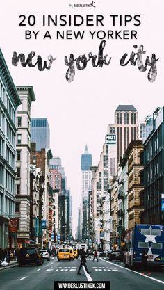 20 Things Nobody Tells You About Visiting New York by a native New Yorker Travel tips 2019 Visiting NYC for the first time? Read 20 insider New York travel tips by a New Yorker with local secrets and things you'll want to know for your NYC visit. New York Travel Guide, New York City Travel, Travel Tips, Travel Hacks, Travel Guides, New York Trip, Places To Travel, Travel Destinations, A New York Minute