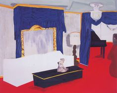 Dexter Dalwood, Figurative, Abstract Art, Interiors, Fine Art, Painting, Life, Inspiration, Image