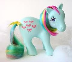 My Little Pony. one of my favorites