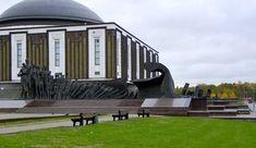 Holocaust Memorial Synagogue, Moscow