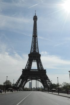 Wow. Eiffel Tower. I can not believe I was here