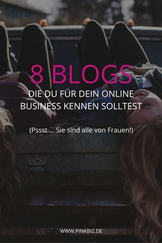 8 Blogs, die du unbedingt kennen solltest, wenn du mit einem Online Business… (scheduled via http://www.tailwindapp.com?utm_source=pinterest&utm_medium=twpin&utm_content=post100662447&utm_campaign=scheduler_attribution)