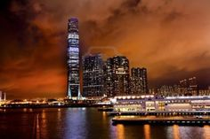 ICC Tower,  Hong Kong