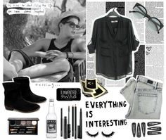 """""""Darling..."""" by dreamer-97 ❤ liked on Polyvore"""