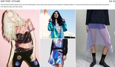 WGSN SS 16 Fashion Forecast - SOFT POP | 2016 Trends SS 16 ...