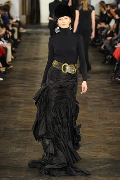 Ralph Lauren Winter/Spring | Ralph Lauren Autumn|Winter 2013 | fashion + class & jet lag | A Luxury ...