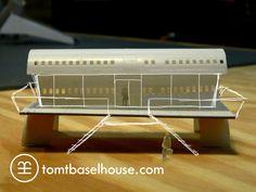 Rodney Allen Trice's Basel House Model 3