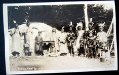 Ojibwa family - no date